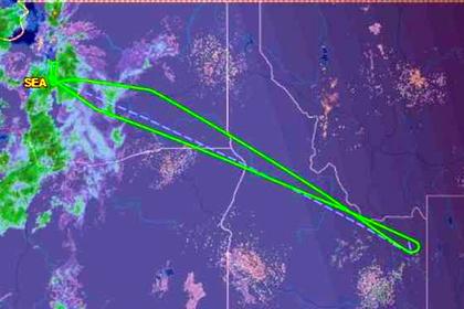 Самолет развернули на полпути из-за забытого на борту донорского сердца