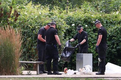 Полицейские из Солсбери описали одеревеневшего Скрипаля