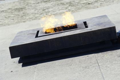 Вандалы потушили старейший в России Вечный огонь