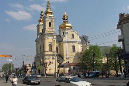 Захватчиками собора канонической УПЦ оказались сотрудники СБУ