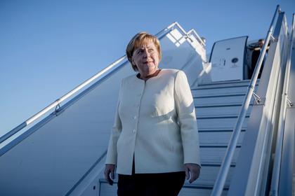 Опоздавшая на саммит G20 Меркель захотела новый самолет
