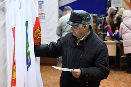Обнародованы первые данные о повторных выборах в Приморье