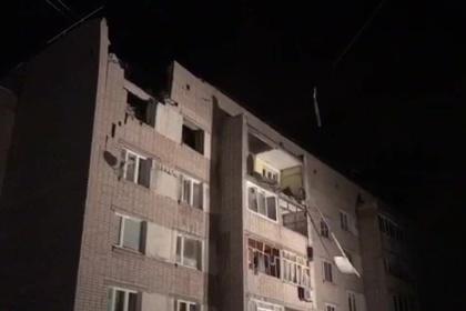 В Вологде введен режим ЧС из-за взрыва газа