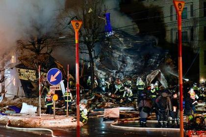 При взрыве в Японии пострадали десятки людей
