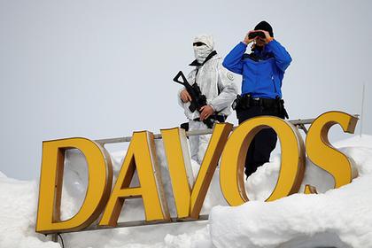 Кремль отреагировал на допуск бизнесменов в Давос