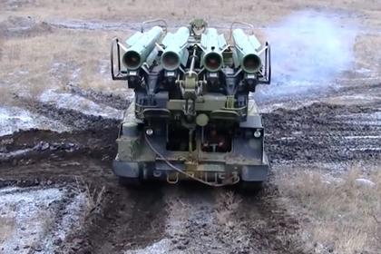 Украинские военные обкатали «Бук» и попали на видео
