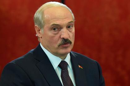 Лукашенко расстроил армян