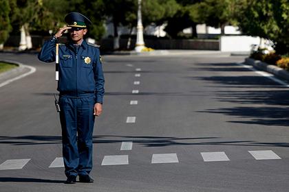 В Туркмении прислушались к просьбе президента и стали массово выписывать штрафы