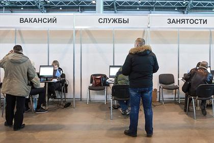 Власти Подмосковья отчитались о работе службы занятости населения