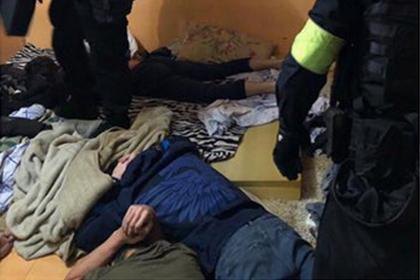 Названа причина массовых задержаний в общежитии московского вуза