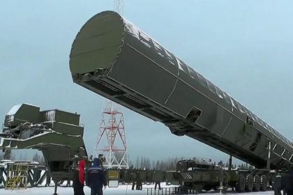 В США задержку с «Сарматом» связали с Крымом и Сирией