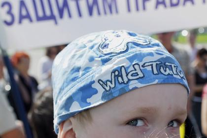 Госдума определила наказание за вовлечение детей в протестные акции