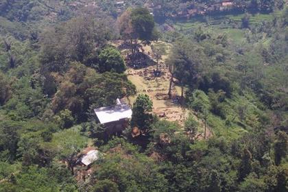 В Индонезии нашли гигантскую затерянную пирамиду