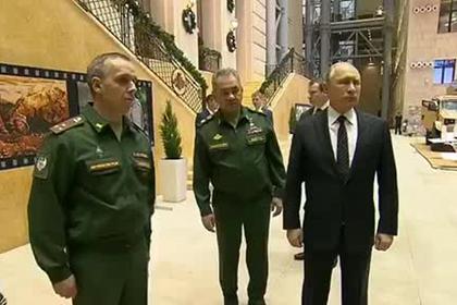Похвалившихся Путину сирийскими трофеями военных сняли на видео