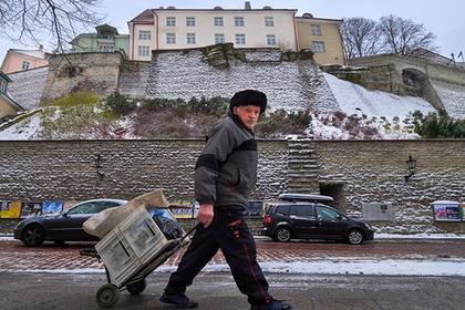 Эстонцев с доходом ниже 520 евро признали бедными