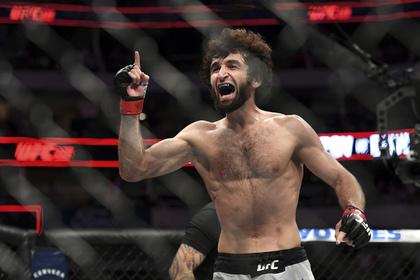 Не знающий поражений в UFC россиянин узнал имя следующего соперника