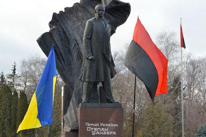 Украина объявила день рождения Бандеры официальным праздником