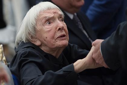 В Москве появится мемориальная доска Людмиле Алексеевой