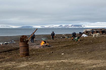 Начался финальный этап очистки Арктики от мусора