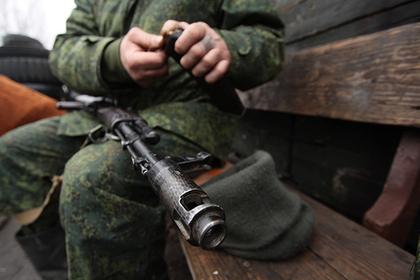 Сорвалось очередное перемирие в Донбассе