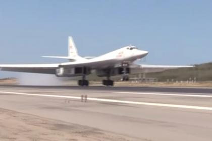 Генерал назвал «особенность» полета Ту-160 в Венесуэлу