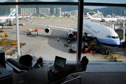 Авиационных спецагентов пересадили ближе к туалетам photo
