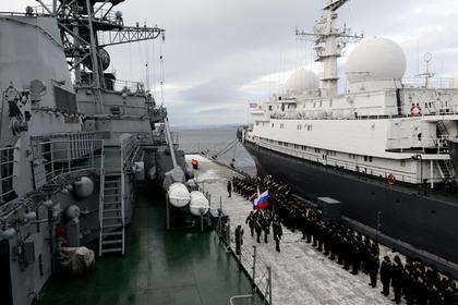 Раскрыта зависимость российских кораблей от иностранного оборудования