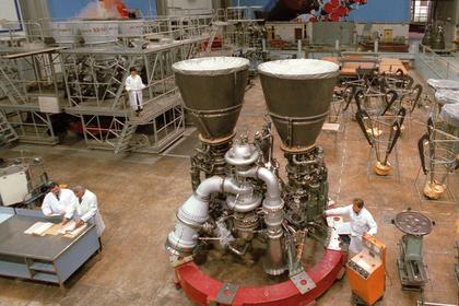 Российская сверхтяжелая ракета получит РД-180