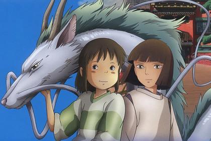 Культовый японский мультфильм снова вышел в прокат спустя 17 лет