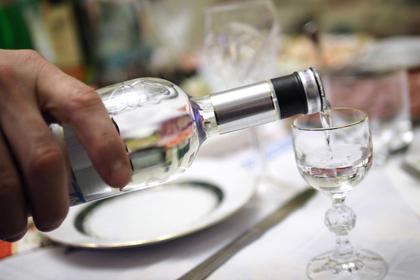 Назван лидер поддельного алкоголя России
