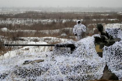 Украинские военные растолковали заявление о захвате «серой зоны» в Донбассе
