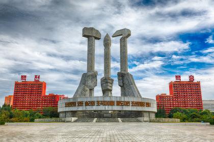 Северокорейцы сделали календарь специально для россиян