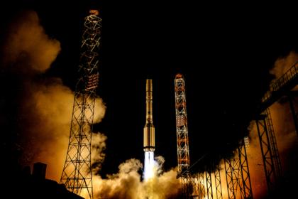 «Протон-М» недовывел на орбиту секретный российский спутник