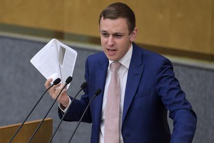Самый молодой депутат Госдумы нашел оправдание орфографическим ошибкам