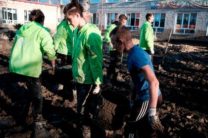 Названы последствия волонтерства для России
