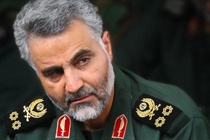 В Иране опровергли гибель генерала в Сирии