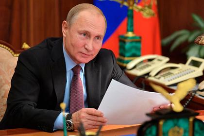 Путин-«падишах» стал героем любовных стихов