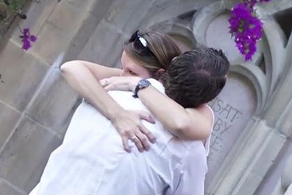Случайный снимок влюбленных заставил фотографа потратить на их поиски восемь лет