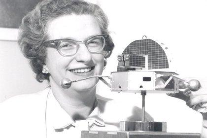 Умерла «мать телескопа