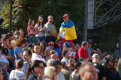 Найден способ привить украинцам европейские ценности