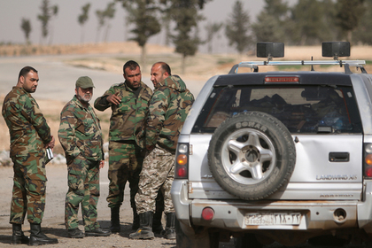 Сирийские войска заняли оплот курдов