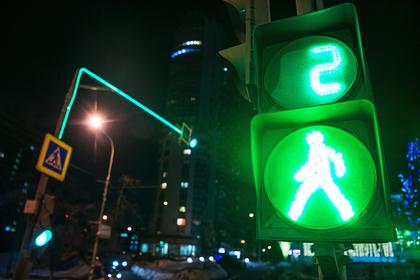 Новые светофоры помогут москвичам с пробками