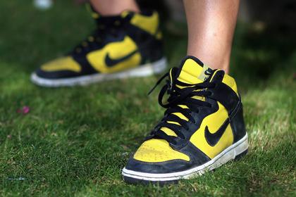 Кроссовки Nike подешевеют