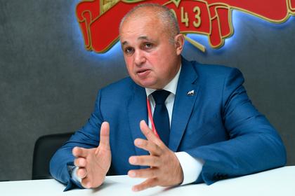 Губернатор дал совет авторам пьесы про пожар в «Зимней вишне»