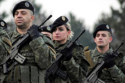 Косово обзавелось армией