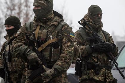 Украинские силовики оставили за собой право открывать огонь