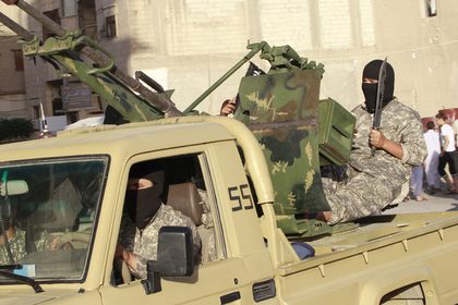 Сирийских боевиков заподозрили в сожжении беженцев