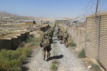 США останутся в Афганистане