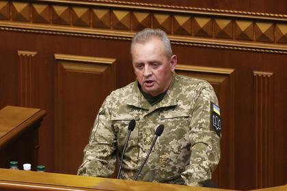 Украинские военные открестились от контроля «серой зоны» в Донбассе