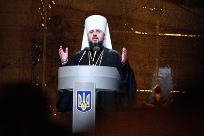 Епифаний назвал дату предоставления автокефалии украинской церкви